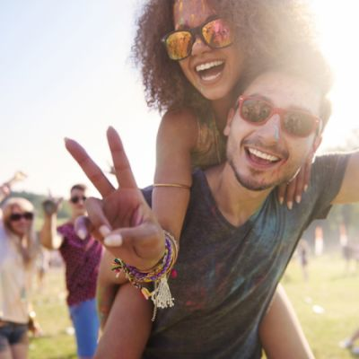 Attend a Festival Together