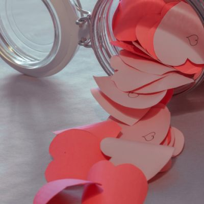 Create a Jar Filled with Your Favorite Memories for Your Love